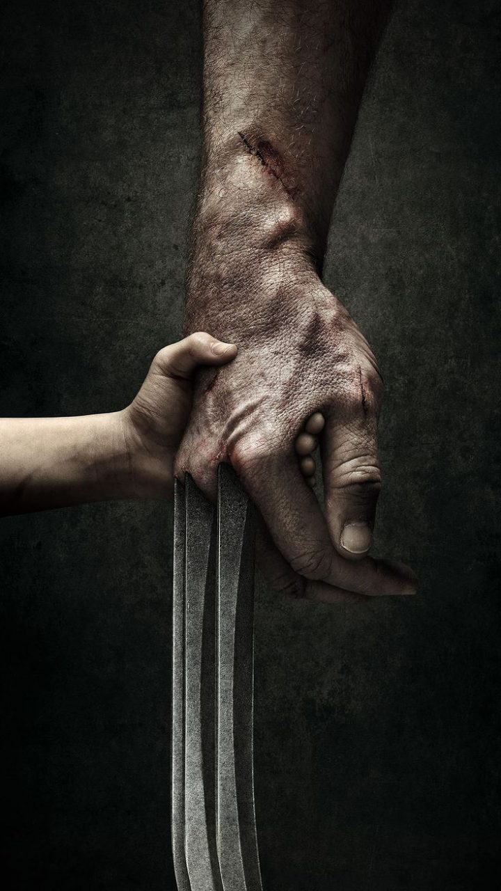 Wolverine 3 Rogan Movie Poster #iPhone # 6 # wall paper
