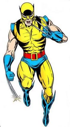 Wolverine Brown Marvel Costume – Google Search