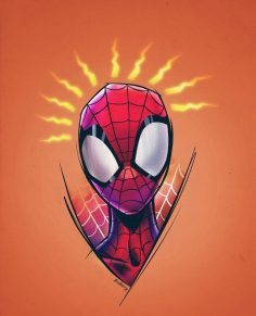 Spider-Man crosses parallel dimensions and equipment u …