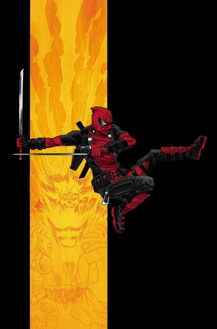 DEADPOOL AND THE MERCS FOR MONEY # 2 (OF 5) CULLEN BU …