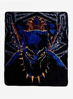 Marvel Black Panther Shooting Blanket