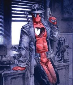 The creator of Deadpool, Rob Liefeld, establishes the final final project of Deadpool: SYFY WIRE