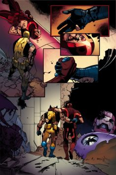 Wolverine and the X-Men # 40 of Pepe Larraz They & # 39; …