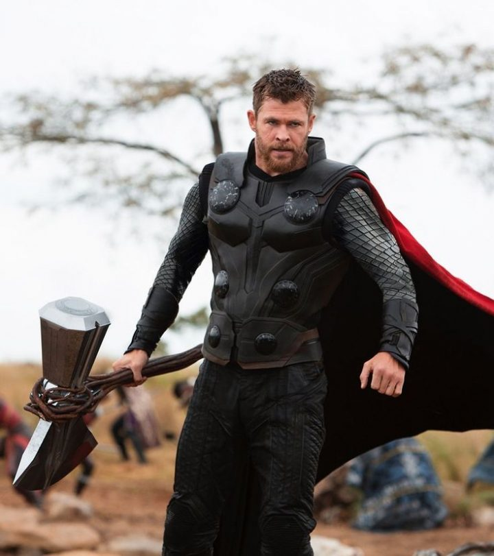 ; Idk on you, but for me, Thor was the fir …