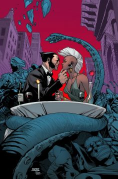 Wolverine and the X-Men # 8 Cover by Mahmud A. Asra …