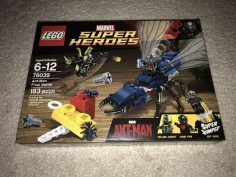 Marvel Super Heroes Lego – 76039 Ant Man Final Bat …
