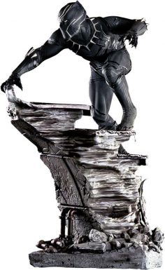 Payment Management Polystone statue of the black panther