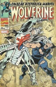 Marvel Historical Collection – Wolverine # 1