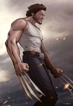 Wolverine is a fictional character that appears and …