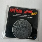 ANT MAN / ANT MAN & the WASP DOUBLE FUNCTION Openin …