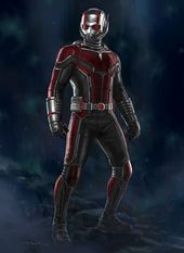 Ant-Man 3.0, Andy Park