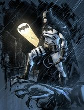 Batman by Alessandro Micelli & Brian Skipper