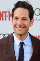 Paul Rudd at the Marvel Ant-Ma world premiere …
