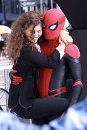 Spider-Man: Far From Home sets photos