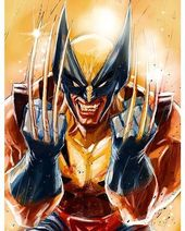 "Urubugeek on Instagram: ""Wolverine art by Tom Morgan. . #wolverine #xmen #marvel #logan #marvelcomics #comics #deadpool #hughjackman #avengers # spiderman … """
