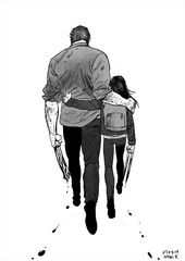 wolverine and x-23 | Tumblr