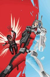 Ant-Man and the Wasp # 4 (of 5) – Another universe