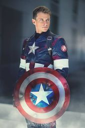 Character: Captain America (Steve Rogers) / From: …