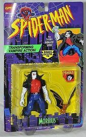 Comic hero action figures
