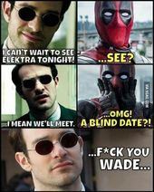 Deadpool strikes again …