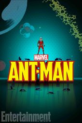 Disney launches Teaser for the animated short Ant-Man on Disney XD