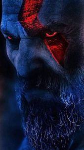 God Of War Kratos Gaming Video Games Art Art