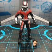 "Marvel Legends Series ANT-MAN 6 ""Scale Action Figu …"