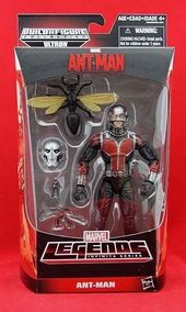 "Marvel Legends baf ultron series 6 ""GIANT MAN retro AntMan Ant-Man 