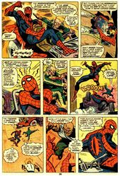 Spiderman comics | Spider man who …