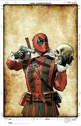 #deadpool #wallpaper #scifi #marvel