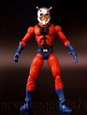 this is the toybiz Marvel Legends Giant Man Series …
